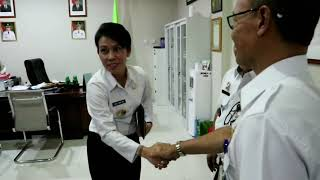 Kunjungan Kerja Kepala Kantor Wilayah Muhammad Yanis di Mempawah, Singkawang dan Bengkayang