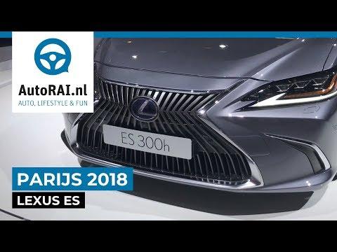 de-nieuwe-lexus-es-in-parijs---autorai-tv