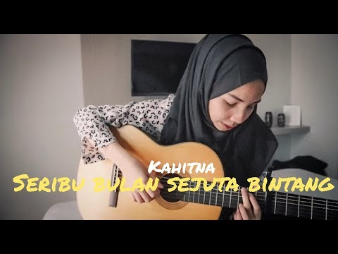 Kahitna - Seribu Bulan Sejuta Bintang (Cover By Trimela Winda)