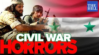 New Documentary exposes the horror of civil war in Syria