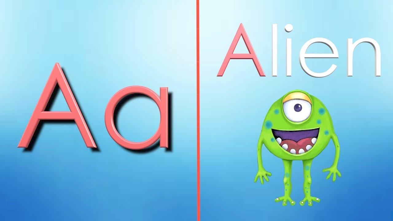 Aprende bien el abecedario en Inglés y mejora tu pronunciación. Learn The English Alphabet