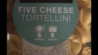 What's For Dinner Five Cheese Tortellini (Simple/Easy)