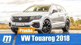 Volkswagen Touareg 2019 SUV   Testdrive / Review en Español HD   Motor.es