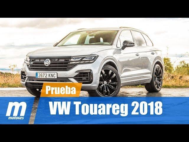 Volkswagen Touareg 2018 SUV