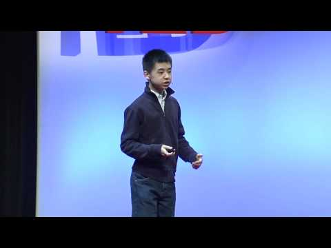 Raymond Wang (age 14): Harvesting energy from rain, hail and snow