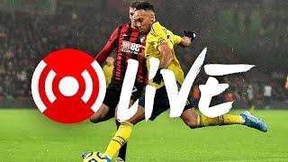 Bournemouth 1-1 Arsenal | Premier League | Arsenal Nation Live