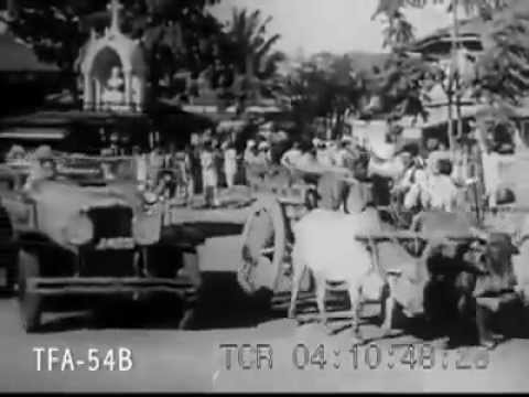 Gateway to India : Bombay 1930's : Documentary by FitzPatrick Pictures.