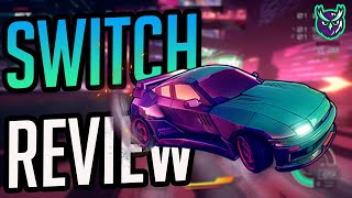 Inertial Drift Switch Review - Arcade Street Racing! (Video Game Video Review)