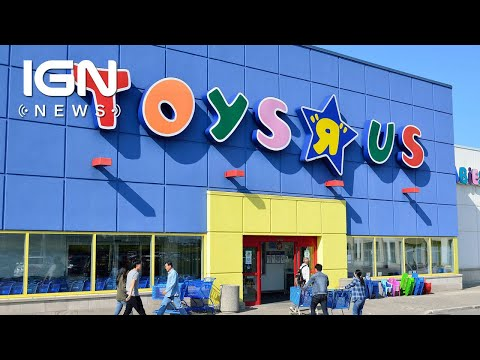 Toys R Us Closing Even More Stores - IGN News