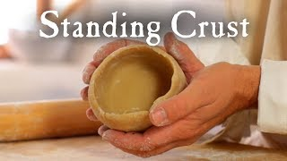 Standing Paste Pie Crust - 18th Century Cooking with Jas. Townsend and Son S3E1
