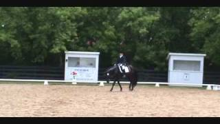 Portmanteau, dressage freestyle with Hannah Fiederlein