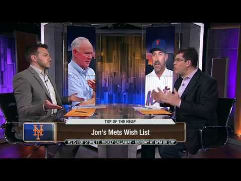 Check out the New York Mets Offseason Wishlist