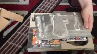 Nostalgamer Unboxes Virtua Gun And Virtua Cop 2 Sega Saturn Box Set Part 1 Of 2
