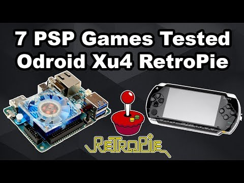 Getting Started with RetroPie on Odroid XU4