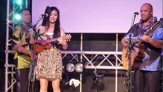 IZUMI with Na Palapalai : Pauoa Liko Ka Lehua