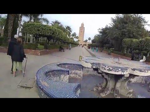 Promenons nous à Marrakech HD