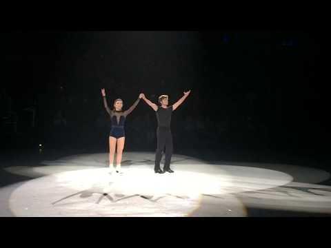 Meryl & Charlie   Stars on Ice 2018