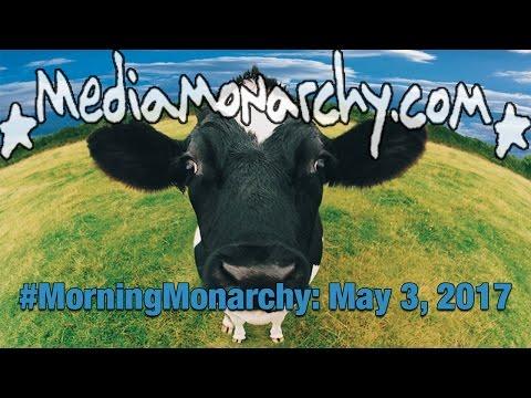 Opiate Terror & Goth Ice Cream on #MorningMonarchy: #May3, 2017