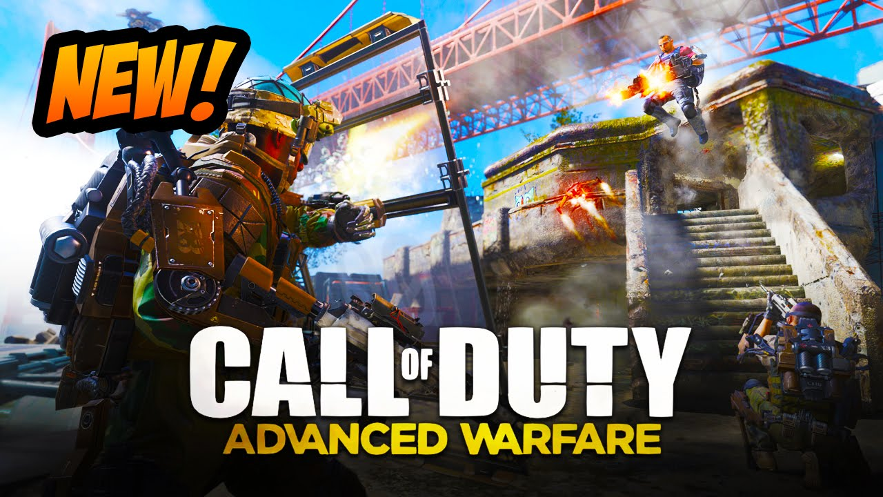 Call Of Duty Advanced Warfare Live Multiplayer Gameplay Advanced Warfare Online Gameplay