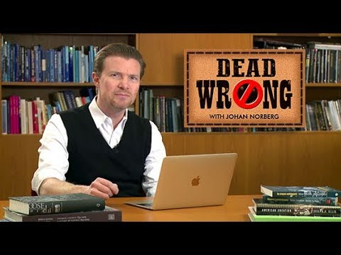 Dead Wrong® with Johan Norberg – Drones