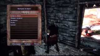 Dark Souls 2 Scholar of the First Sin PS4 Test Video Review HD (N-Gamz)