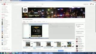 Видео урок как создать трейлер на свой канал