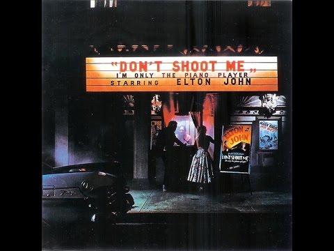 Elton John - Blues for My Baby and Me (1972) With Lyrics!