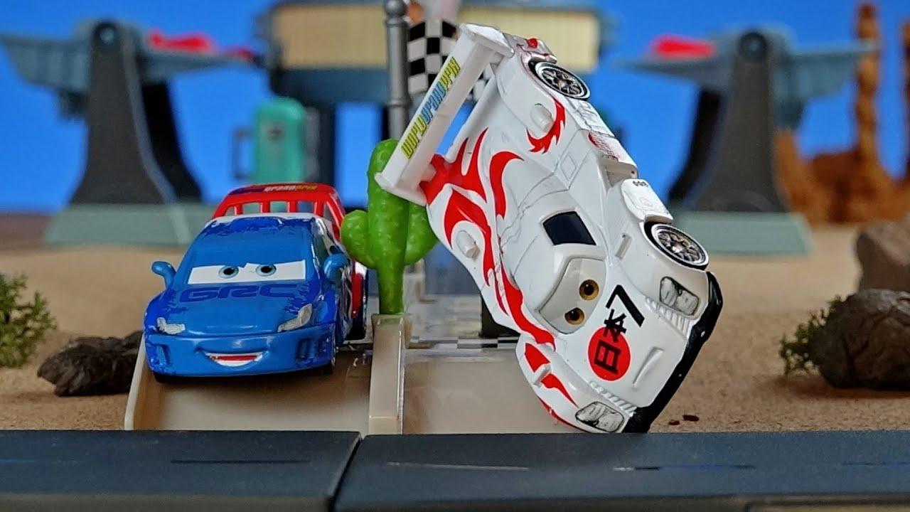 Disney Cars Toys Youtube: Disney Cars Toys & Planes Movie 7