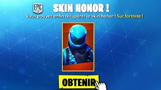 I'm NEW EXCLUSIVE SKIN ON FORTNITE