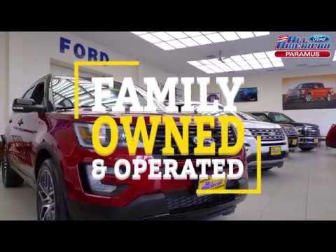 The Northeast Premier Ford Dealership in Paramus