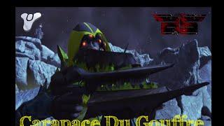 Destiny TuTos Dropper Carapace Du Gouffre The Husk Of The Pit