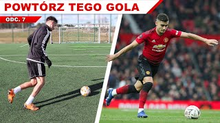POWTÓRZ GOLA | Rekonstrukcje bramek - Wielki Pojedynek | GDfootball