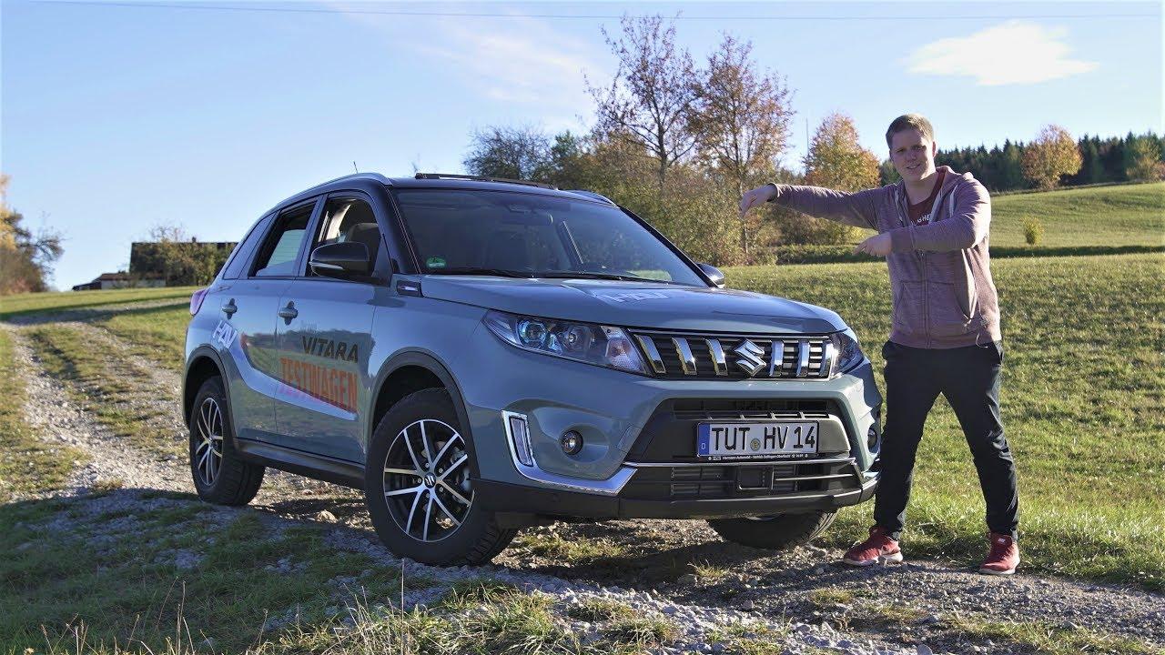 Was Hat Sich Geändert 2019 Suzuki Vitara Facelift Review