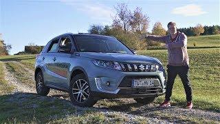 Was hat sich geändert? - 2019 Suzuki Vitara Facelift - Review, Fahrbericht, Test
