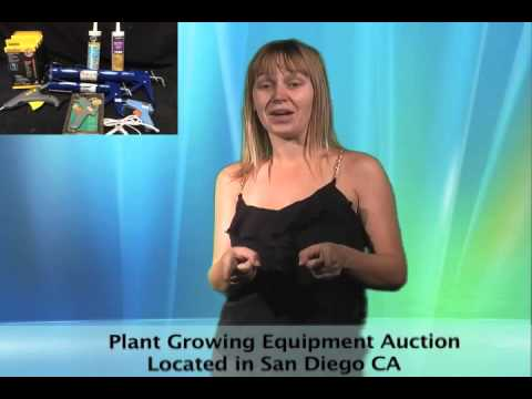 Plant Growing Lab Equipment Auction