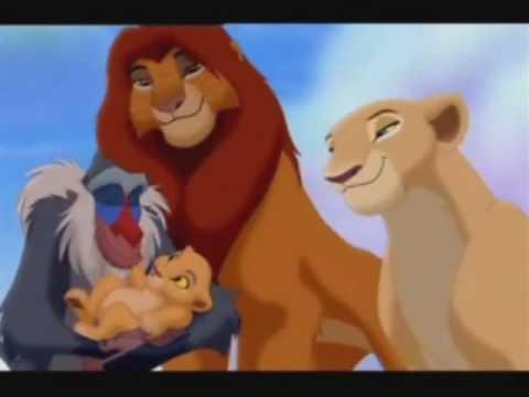 ライオンキング The Lion King 2 Er Lebt In Dir Youtube