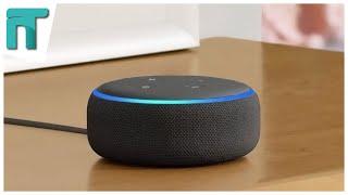 Die neue Blechbüchse ist da! | niceBox: Amazon Echo Dot (3. Generation) Unboxing/Vergleich [4K]