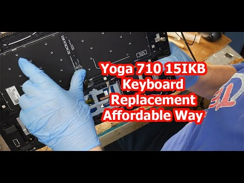Yoga 710 Keyboard Replacement With Out Change Palm Rest Affordable