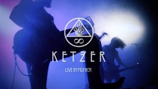 "Ketzer ""When Milks Runs Dry"" & ""Starless"" live in Munich"