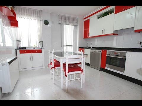 Amplio piso familiar en alquiler indefinido en cangas del morrazo pontevedra aa family 3d - Pisos en cangas de morrazo ...