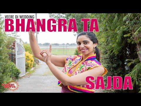 Dance to Bhangra Ta Sajda | Veere Di Wedding | Kareena, Sonam, Swara, Shikha | Fusion Beats Dance