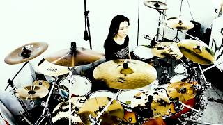 Dream Theater   -  Metropolis, Pt. 1: The Miracle and the Sleeper. drum cover by Ami Kim (#75)