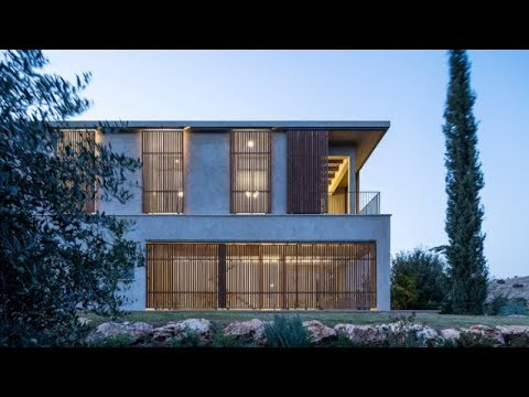 Residence in the Galilee / Golany Architects (4K)