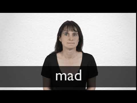 "Hindi Translation of ""mad"" | Collins English-Hindi Dictionary"