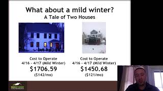 Don't heat pumps cost more to run than furnaces?