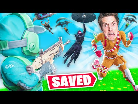 Saving LazarBeam From STREAM SNIPERS!