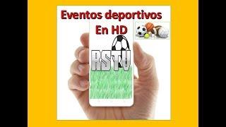 RegiostreamingTv / Eventos deportivos en HD / Android