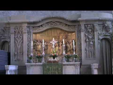 Dresdener Kreuzkirche  / Church of the Cross, Dresden, Germany - 4th July, 2012 (HD)