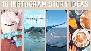 10 Creative Ways To Edit Your Instagram Stories | Using Only The App