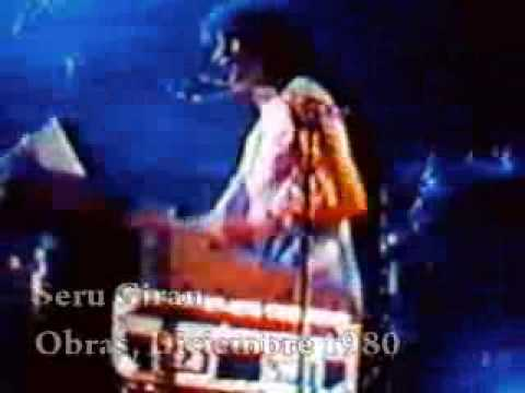 Seru Giran - Obras dic 1980 - José Mercado